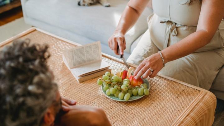 Sådan ændrer du dit forhold til sund mad